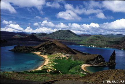 Projet à long terme : World Tour EquGalapagos
